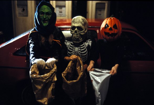 The Aberrations #5: Halloween III: Season of the Witch - Grimgata